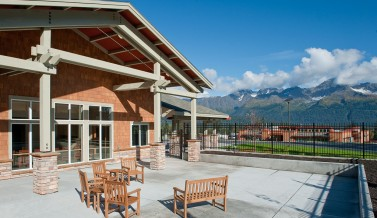 Mountain Haven Facility | Seward, Alaska