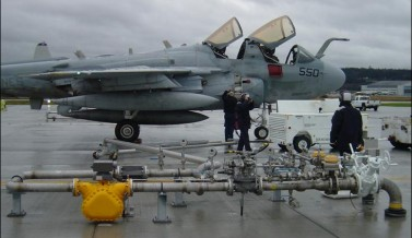 P-162 Consolidated Fuel Facility | NAS Whidbey Island, WA